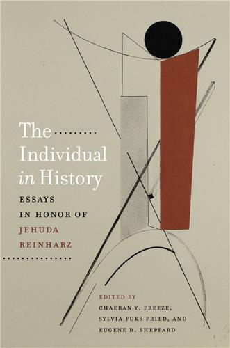 Book cover for The Individual in History