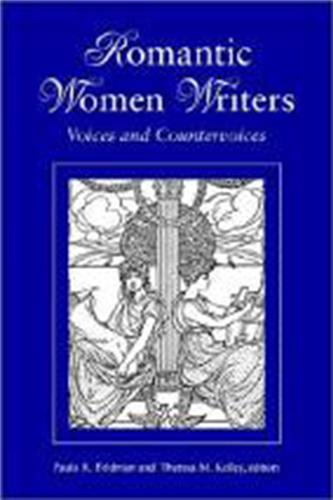 Book cover for Romantic Women Writers