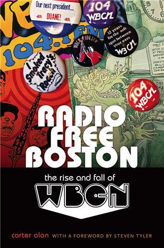 Book cover image for Radio Free Boston