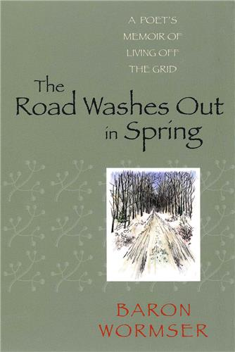 Book cover for The Road Washes Out in Spring