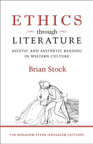 Book cover image for Ethics through Literature