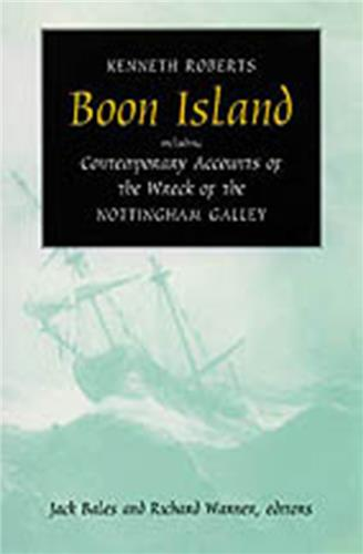 Book cover for Boon Island