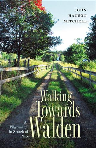 Book cover for Walking Towards Walden