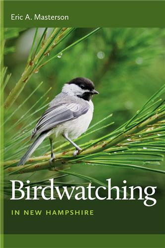 Book cover image for Birdwatching in New Hampshire