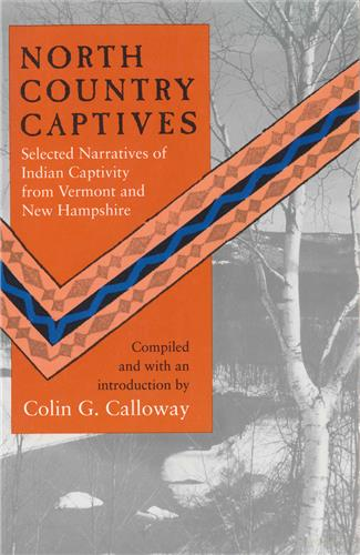 Book cover for North Country Captives