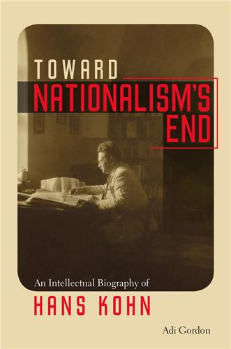 Book cover for Toward Nationalism's End