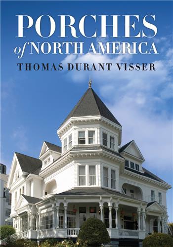 Book cover for Porches of North America