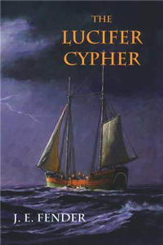 Book cover for The Lucifer Cypher