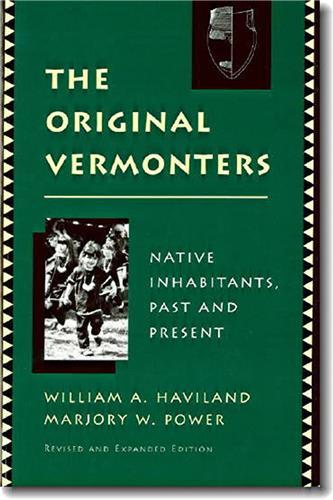 Book cover for The Original Vermonters