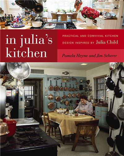 Book cover for In Julia's Kitchen