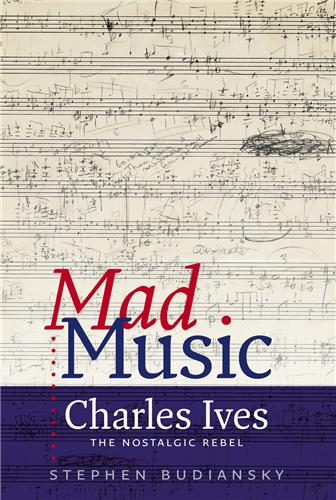 Book cover image for Mad Music
