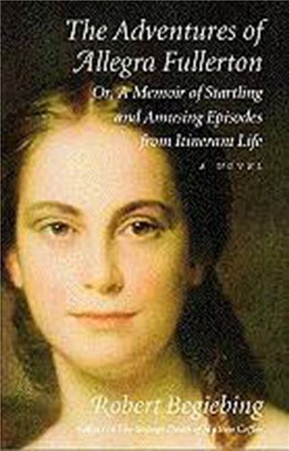 Book cover for The Adventures of Allegra Fullerton