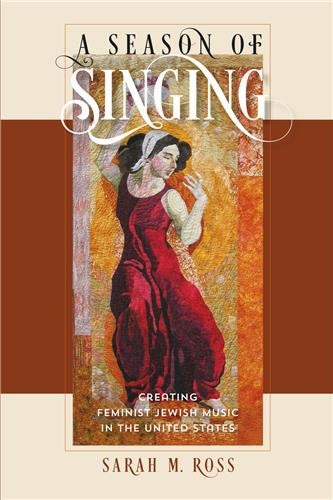 Book cover for A Season of Singing