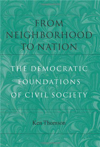 Book cover for From Neighborhood to Nation