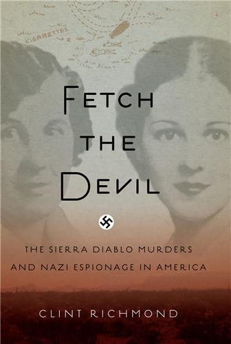 Book cover for Fetch the Devil