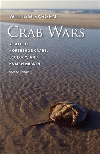 Book cover for Crab Wars