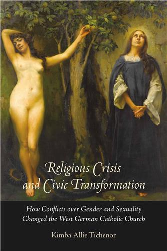 Book cover for Religious Crisis and Civic Transformation