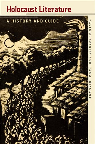 Book cover for Holocaust Literature