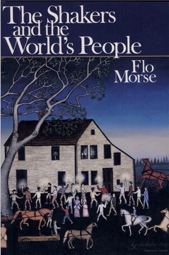 Book cover for The Shakers and the World's People