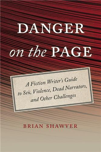 Book cover for Danger on the Page