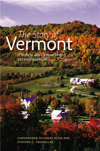 Book cover for The Story of Vermont