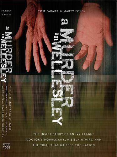 Book cover for A Murder in Wellesley