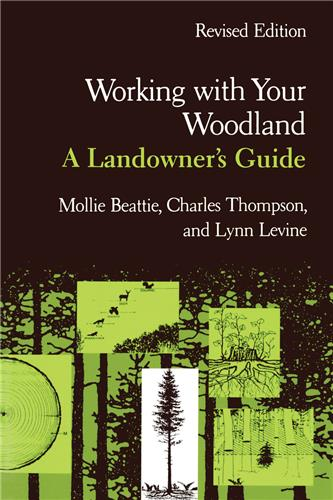 Book cover for Working with Your Woodland
