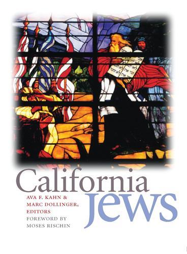 Book cover for California Jews