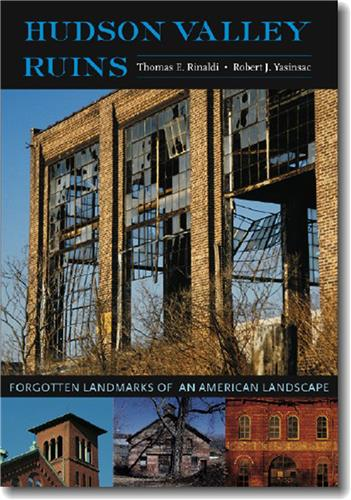 Book cover image for Hudson Valley Ruins