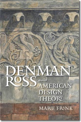 Book cover image for Denman Ross and American Design Theory