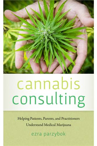 Book cover for Cannabis Consulting