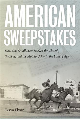 Book cover image for American Sweepstakes