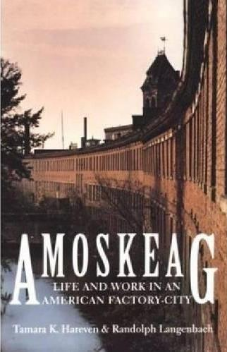 Book cover for Amoskeag