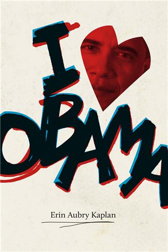 Book cover for I Heart Obama