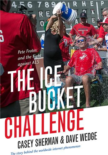 Book cover for The Ice Bucket Challenge