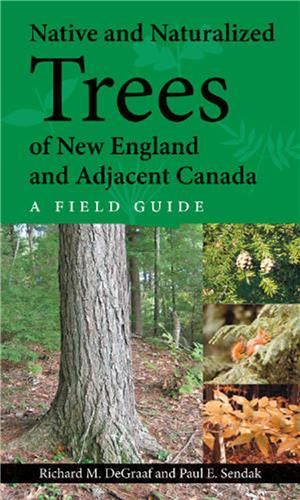 Book cover for Native and Naturalized Trees of New England and Adjacent Canada