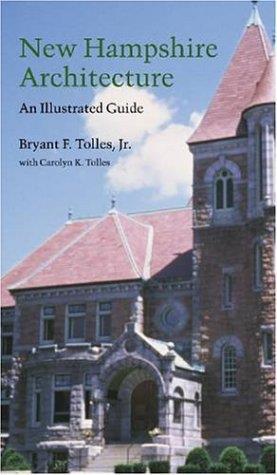 Book cover for New Hampshire Architecture
