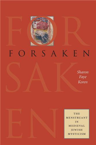 Book cover for Forsaken
