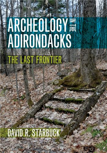 Book cover image for Archeology in the Adirondacks