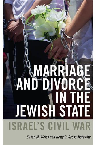 Book cover for Marriage and Divorce in the Jewish State