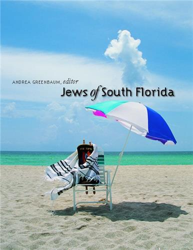 Book cover for Jews of South Florida