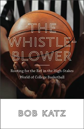 Book cover for The Whistleblower