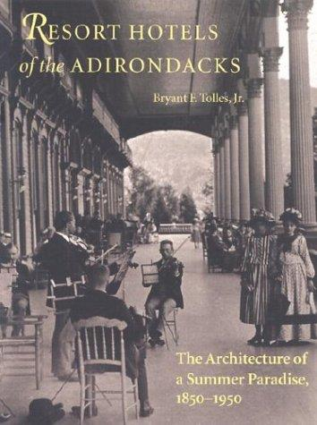 Book cover for Resort Hotels of the Adirondacks