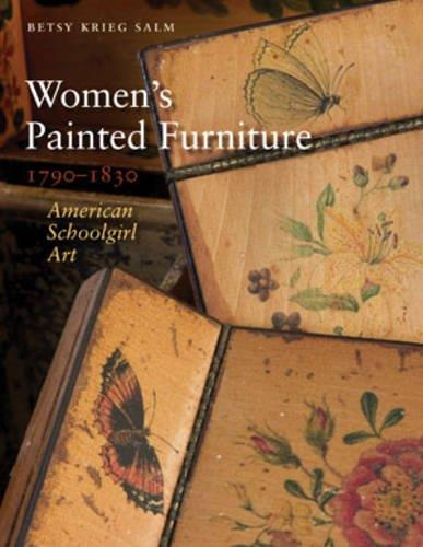 Book cover for Women's Painted Furniture, 1790–1830