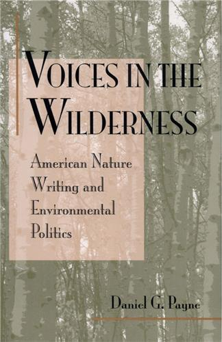 Book cover image for Voices in the Wilderness