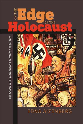 Book cover for On the Edge of the Holocaust