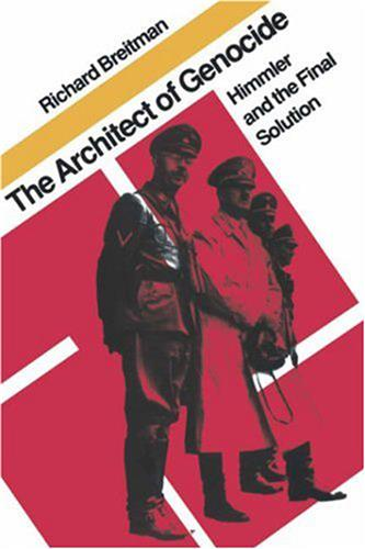 Book cover for The Architect of Genocide