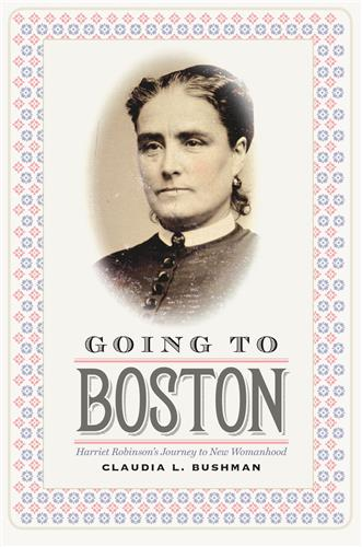 Book cover for Going to Boston