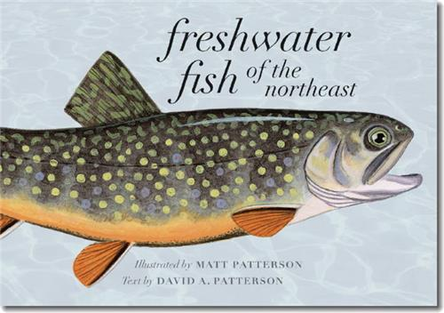 Book cover for Freshwater Fish of the Northeast