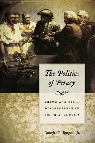 Book cover image for The Politics of Piracy
